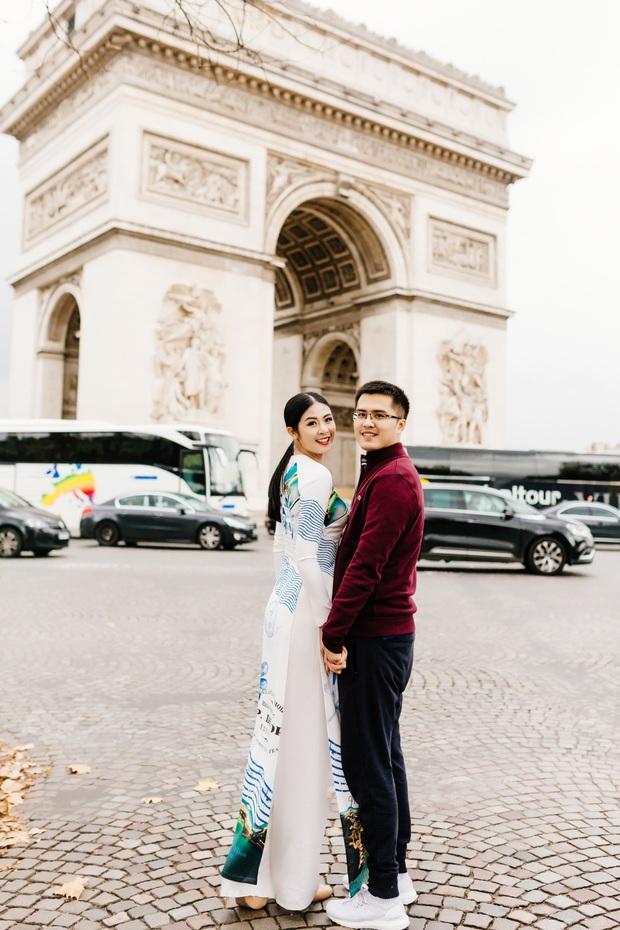 Hoa hậu Ngọc Hân hoãn cưới với bạn trai vào tháng 3 vì dịch Covid-19 - Ảnh 4.