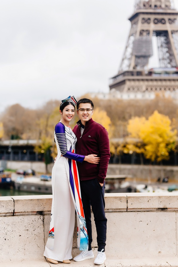 Hoa hậu Ngọc Hân hoãn cưới với bạn trai vào tháng 3 vì dịch Covid-19 - Ảnh 3.