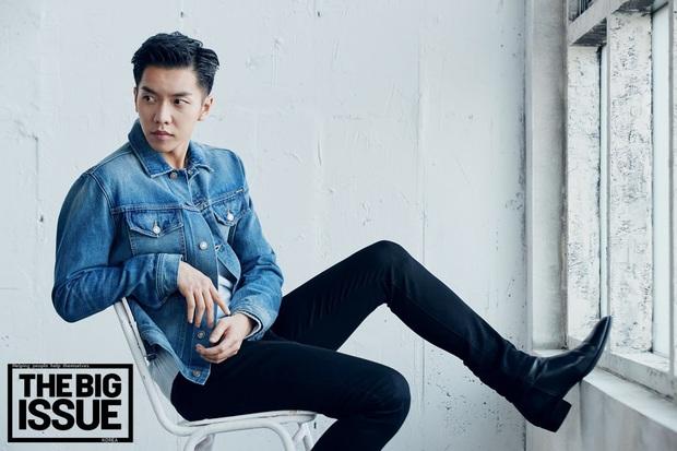 Chàng rể quốc dân Lee Seung Gi bất ngờ bị soi lại khoảnh khắc lộ vùng nhạy cảm trên show thực tế - Ảnh 1.