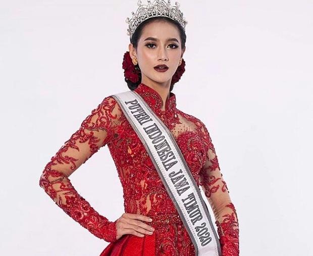 Thêm chiến binh khủng Miss Universe lộ diện: Mỹ nhân Indonesia cao 1m78, cử nhân ngành luật với thần thái rạng ngời - Ảnh 10.
