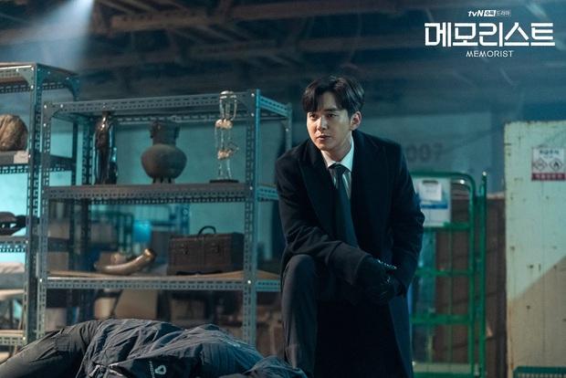 Nam thần trẻ Yoo Seung Ho hứa hẹn đốt mắt người xem bằng nhiều pha hành động cực đã ở Memorist - Ảnh 1.