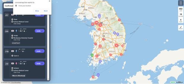 Thận trọng với bản đồ tự tạo về nghi nhiễm Covid-19 ở Hà Nội - Ảnh 2.