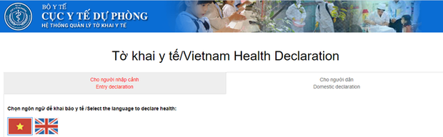 Hướng dẫn chi tiết cách thực hiện khai báo thông tin Y tế điện tử - Ảnh 3.