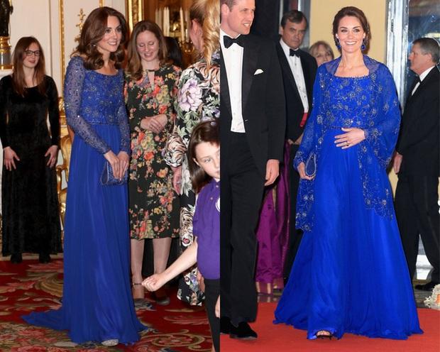 Diện lại đồ cũ phải đẳng cấp như Công nương Kate: Tuổi dừ đi nhưng trông lại trẻ ra và sang trọng hơn gấp bội mới tài - Ảnh 4.