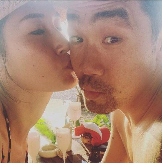 Khi sao Vbiz bất ngờ công khai nửa kia: Phương Oanh và bạn trai cực tình, Kathy Uyên yêu bạn thân vợ chồng Hà Tăng sau 7 năm? - Ảnh 3.