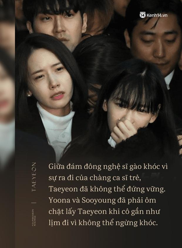 4 mùa của Taeyeon, mùa nào cũng buồn: Làm ơn, đừng quá tàn nhẫn với cô gái ấy! - Ảnh 3.