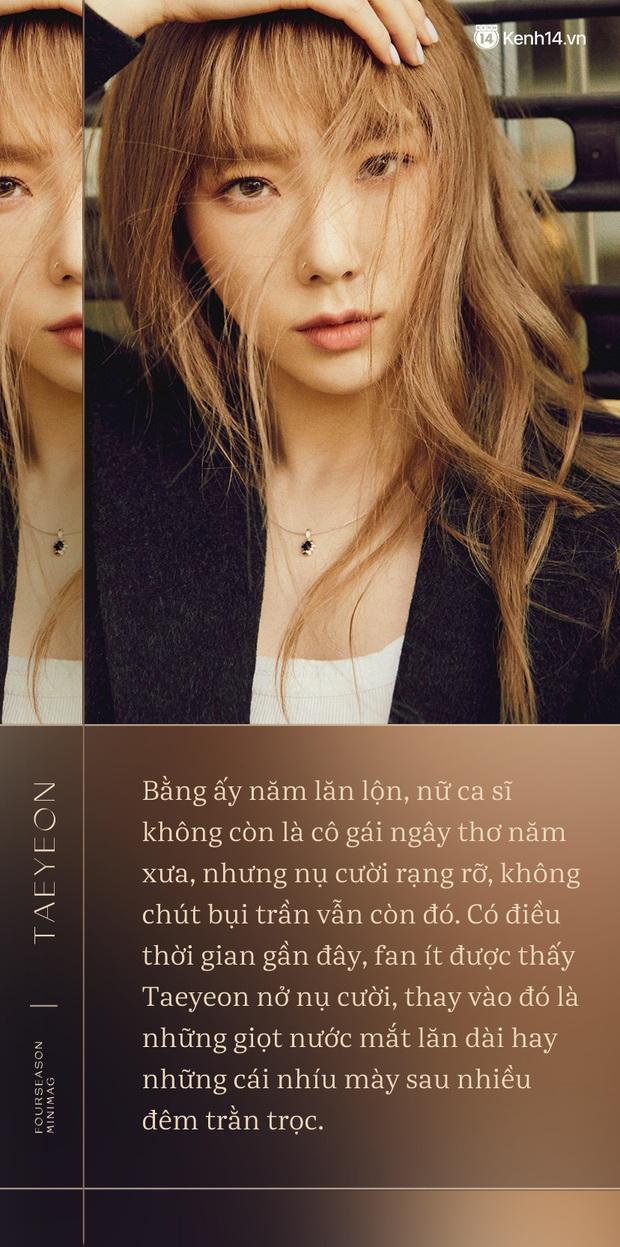 4 mùa của Taeyeon, mùa nào cũng buồn: Làm ơn, đừng quá tàn nhẫn với cô gái ấy! - Ảnh 2.