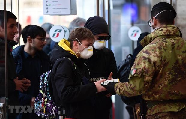 Dịch COVID-19: Áo khuyến cáo công dân rời Italy trở về nước - Ảnh 1.