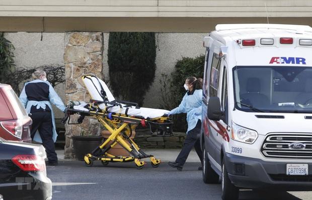 Mỹ: Số ca tử vong do COVID-19 ở Washington tăng lên 22 người - Ảnh 1.
