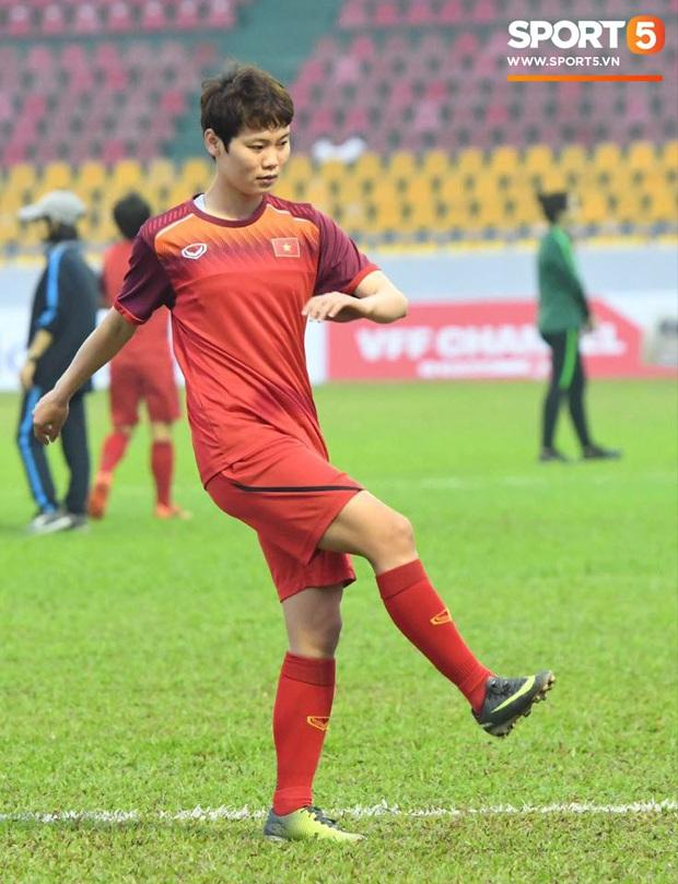 Đội tuyển bóng đá nữ Việt Nam dừng bước tại vòng loại Olympic sau trận đấu quả cảm trước đội hạng 7 thế giới - Ảnh 12.