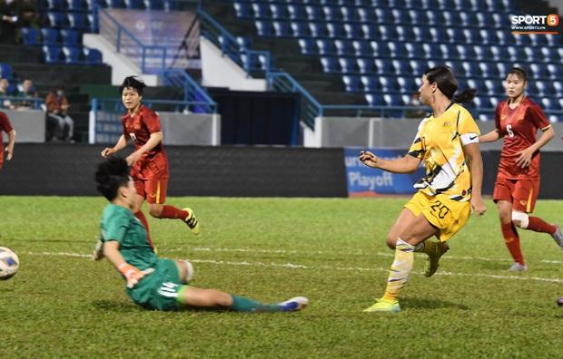 Đội tuyển bóng đá nữ Việt Nam dừng bước tại vòng loại Olympic sau trận đấu quả cảm trước đội hạng 7 thế giới - Ảnh 7.