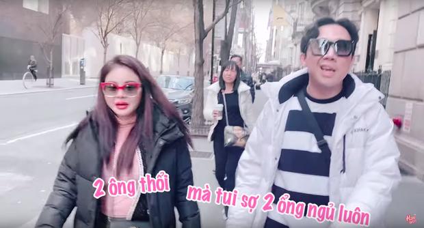 """Rủ Trấn Thành và Lê Giang đi phòng trà """"chill chill"""", Hari Won bị """"quở trách"""" vì nghe nhạc mà… buồn ngủ quá - Ảnh 5."""