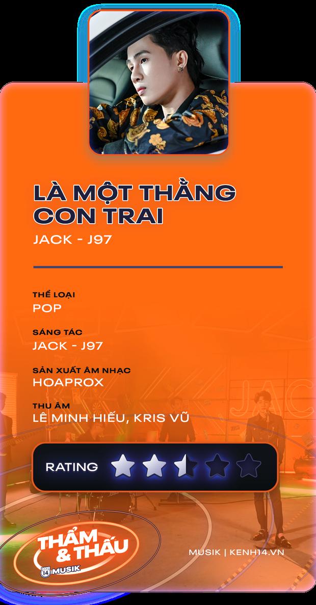 Là 1 Thằng Con Trai - Âm nhạc của Jack thay đổi thế nào khi không có K-ICM? - Ảnh 10.