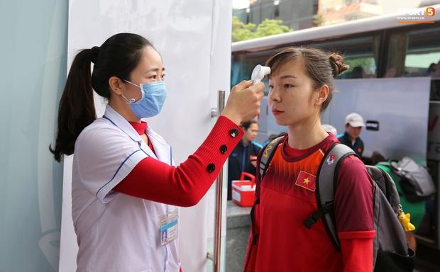 Đội tuyển bóng đá nữ Việt Nam dừng bước tại vòng loại Olympic sau trận đấu quả cảm trước đội hạng 7 thế giới - Ảnh 14.