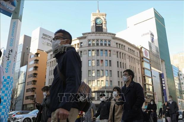 Nhật Bản ghi nhận ngày có số ca nhiễm mới tăng nhiều nhất  - Ảnh 1.