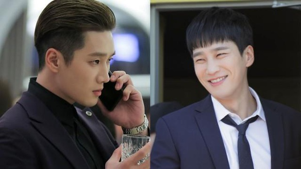 3 điểm quyến rũ từ cậu ấm bóp cổ gà Ahn Bo Hyun ở Tầng Lớp Itaewon - Ảnh 1.