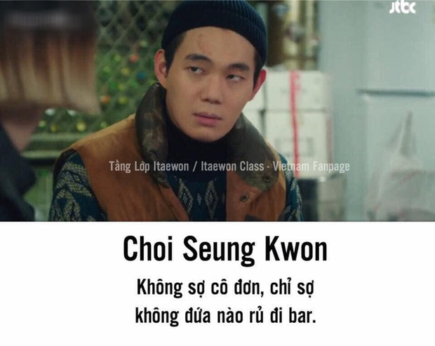 Bóc mẽ nỗi sợ của biệt đội Tầng Lớp Itaewon: Thánh tát Kim Da Mi chả sợ gì, chỉ lo mất lòng anh chủ Park Seo Joon - Ảnh 7.