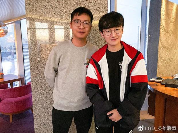 LMHT: Peanut bị ví von là cục tạ của LGD Gaming, siêu sao đi rừng số 1 Hàn Quốc giờ chỉ là dĩ vãng - Ảnh 2.