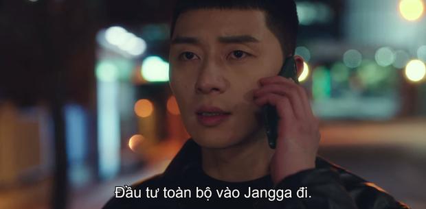 Chàng trai vàng trong làng số đỏ gọi tên Park Seo Joon ở Tầng Lớp Itaewon, cả đi tù cũng có quý nhân phù trợ mới tài - Ảnh 7.