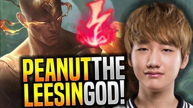 LMHT: Peanut bị ví von là cục tạ của LGD Gaming, siêu sao đi rừng số 1 Hàn Quốc giờ chỉ là dĩ vãng - Ảnh 4.