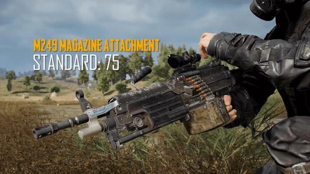 PUBG: Bản cập nhật 6.3 khẳng định sự bùng nổ của Karakin với vũ khí mới, M249 giờ đây có thể được tìm thấy ngoài thùng thính - Ảnh 4.