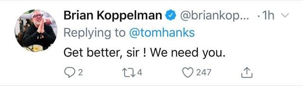 Dàn sao Hollywood nghẹn ngào, đồng loạt gửi lời động viên Tom Hanks sau tin Covid-19: Tôi đã bật khóc khi biết chuyện - Ảnh 5.