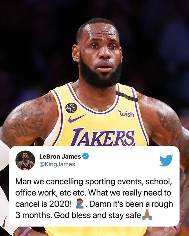 Phản ứng của cầu thủ NBA và giới truyền thông trước thông tin giải đấu sẽ bị hoãn vô thời hạn vì Covid-19 - Ảnh 6.