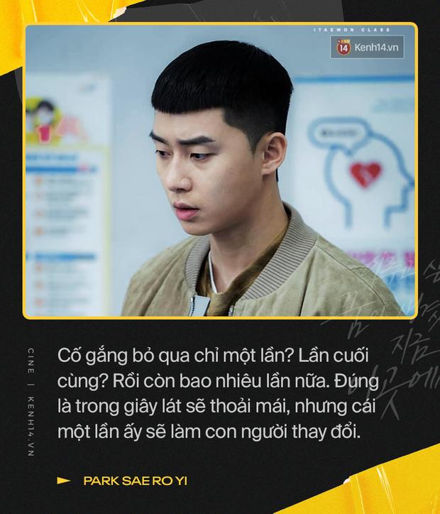 8 câu thoại của Tầng Lớp Itaewon chứng minh tuổi trẻ bây giờ không phải dạng vừa đâu: Đừng bảo tôi từ bỏ thích anh, anh làm gì có quyền? - Ảnh 5.