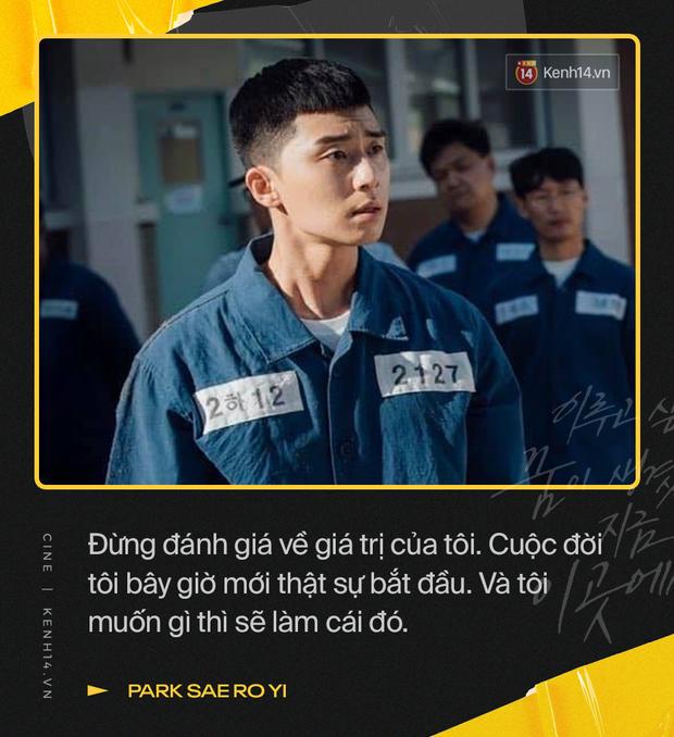 8 câu thoại của Tầng Lớp Itaewon chứng minh tuổi trẻ bây giờ không phải dạng vừa đâu: Đừng bảo tôi từ bỏ thích anh, anh làm gì có quyền? - Ảnh 6.
