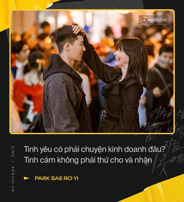 8 câu thoại của Tầng Lớp Itaewon chứng minh tuổi trẻ bây giờ không phải dạng vừa đâu: Đừng bảo tôi từ bỏ thích anh, anh làm gì có quyền? - Ảnh 7.