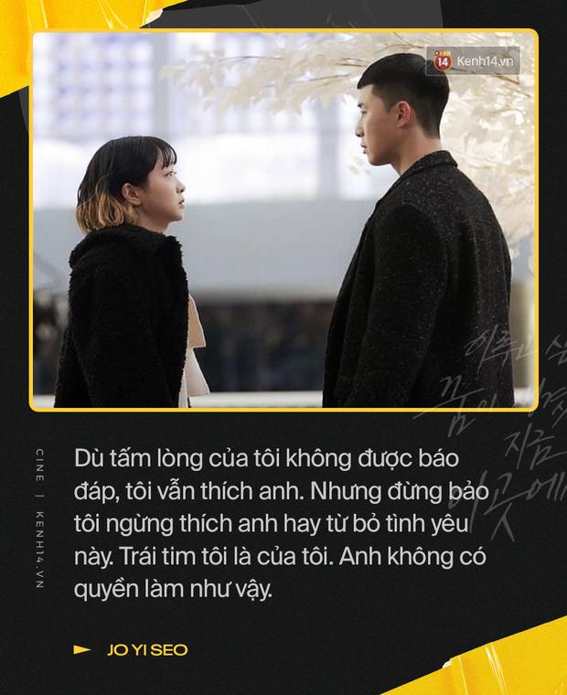 8 câu thoại của Tầng Lớp Itaewon chứng minh tuổi trẻ bây giờ không phải dạng vừa đâu: Đừng bảo tôi từ bỏ thích anh, anh làm gì có quyền? - Ảnh 8.