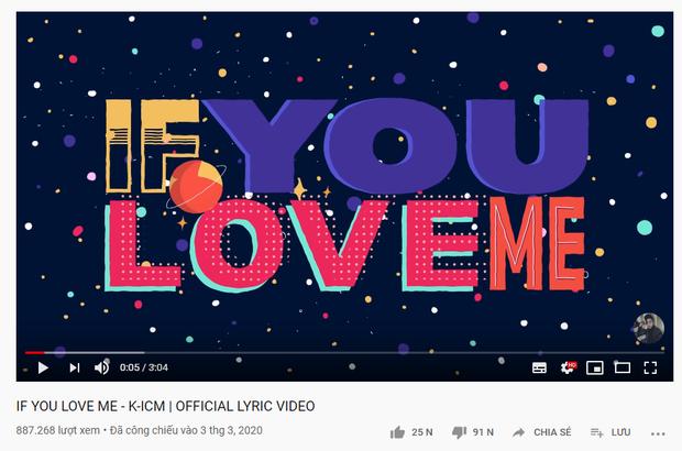 Kênh YouTube của Jack - J97 tăng thêm 1 triệu sub nhanh chóng mặt sau khi ra MV, chả mấy chốc san bằng kênh của K-ICM ngay thôi? - Ảnh 6.