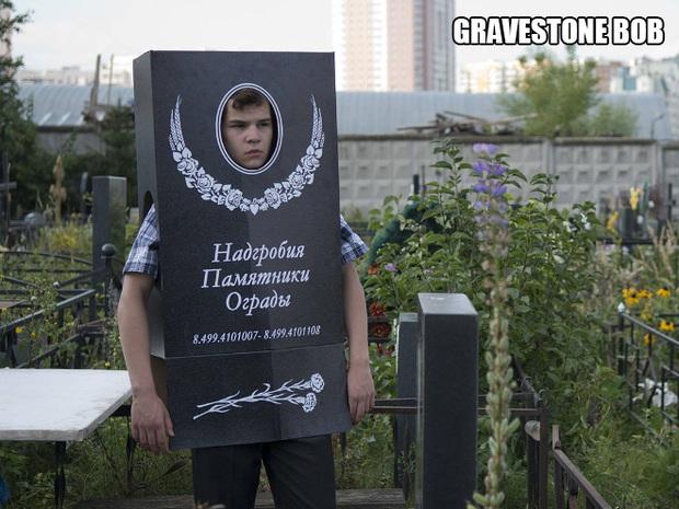 Một ngày bình thường như cân đường của người dân vui tính tại nước Nga xa xôi - Ảnh 1.