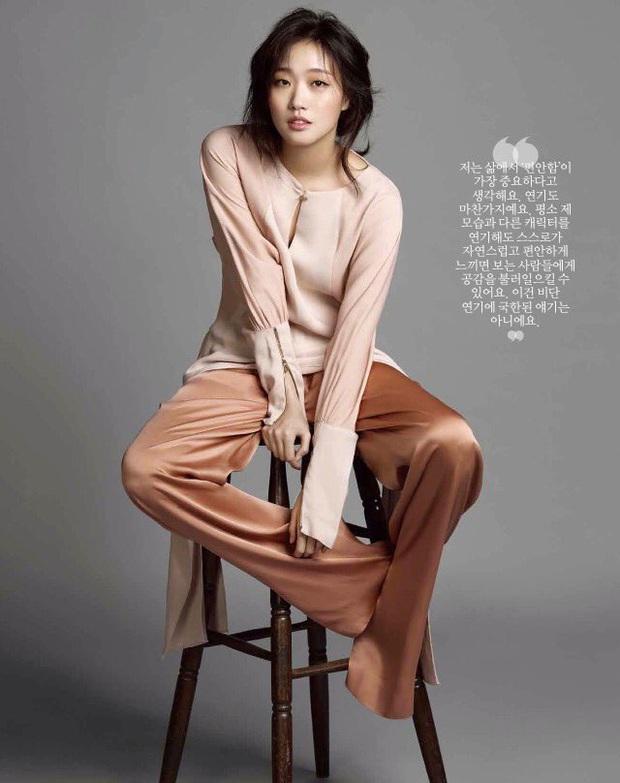 Kim Go Eun: Nàng thơ mới của Lee Min Ho gây tranh cãi từ visual, phim 18+ đến tình chú cháu và tài năng bùng nổ bất ngờ - Ảnh 9.