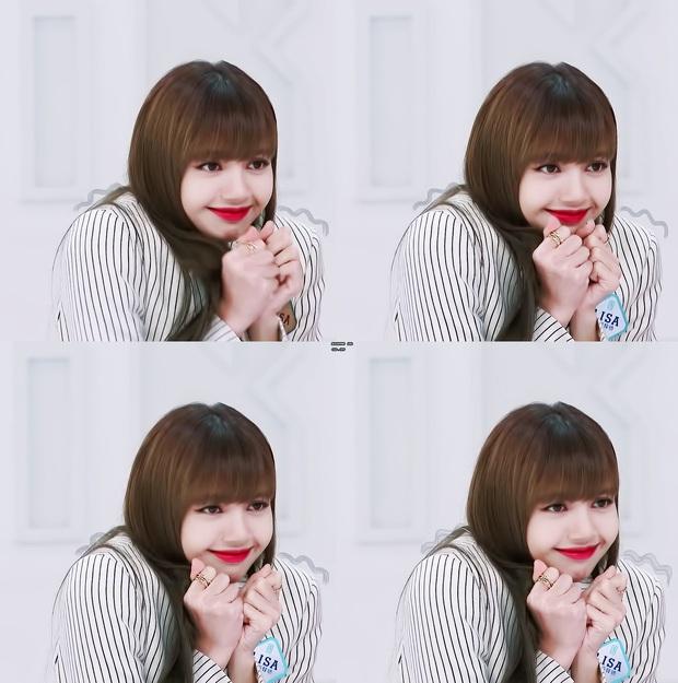 Lisa (BLACKPINK) cute như thế nào khi làm giám khảo mà leo thẳng top 3 hot search Weibo? - Ảnh 7.