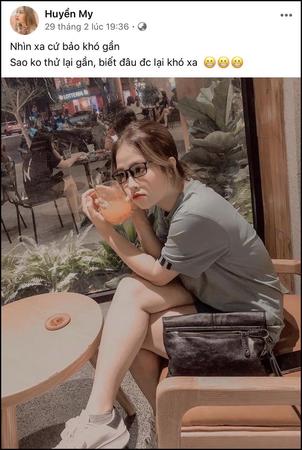 Huyền My cô chủ tiệm nail tăng tốc trên đường đua thả thính khi hay tin Quang Hải đã về với tình cũ không trở lại - Ảnh 5.
