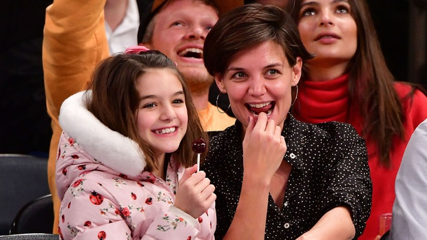 Katie Holmes lần đầu hé lộ cuộc sống căng như dây đàn sau khi ly hôn Tom Cruise, ai ngờ bé Suri hứng chịu nhiều nhất - Ảnh 3.
