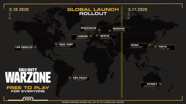 Tất tần tật những điều về Call of Duty: Warzone, kẻ hạ sát PUBG - Ảnh 1.
