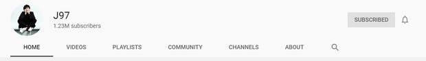 Kênh YouTube của Jack - J97 tăng thêm 1 triệu sub nhanh chóng mặt sau khi ra MV, chả mấy chốc san bằng kênh của K-ICM ngay thôi? - Ảnh 3.