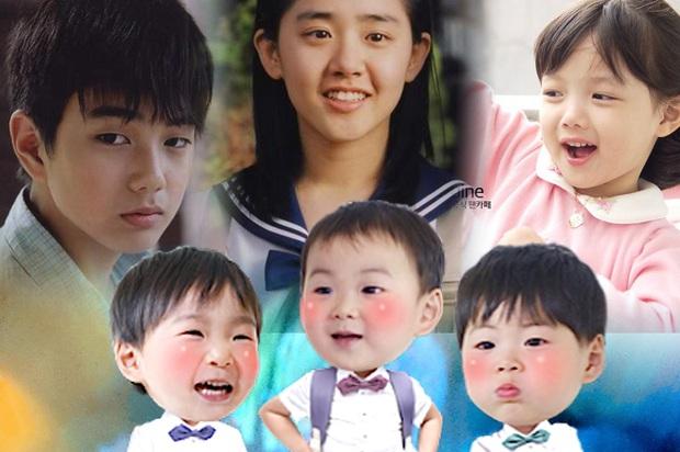 Không phải 3 em bé nhà Song Il Gook, Moon Geun Young mới là sao nhí được dân Hàn yêu thích nhất! - Ảnh 1.