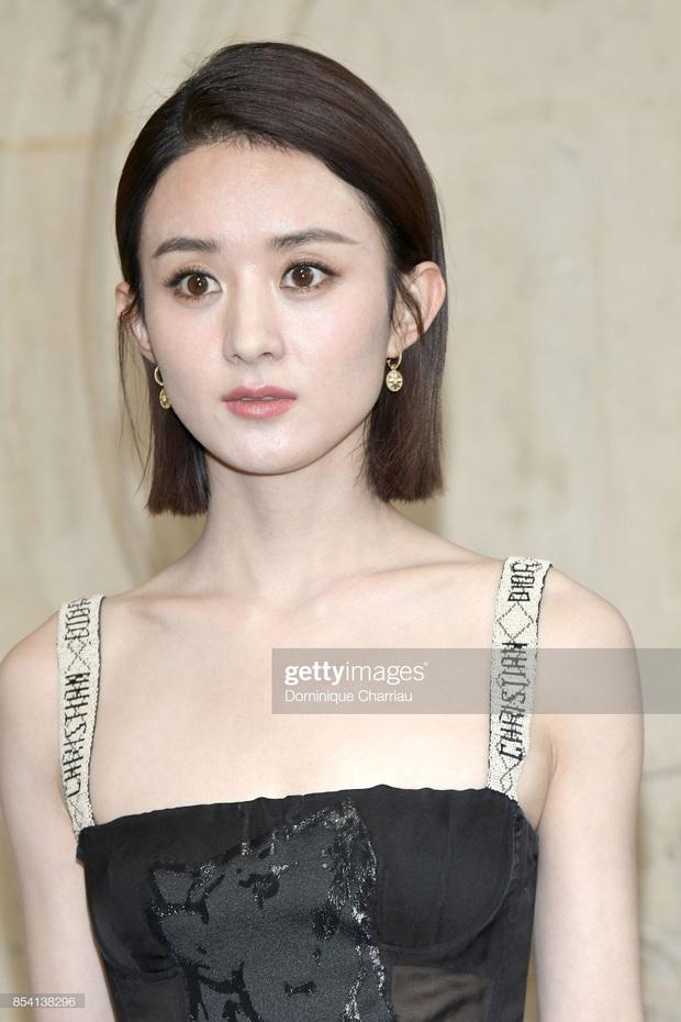 Dưới ống kính của hung thần Getty Images: Sao Trung bị dìm do makeup lỗi, sao Hàn ghi điểm nhờ họa mặt đỉnh cao - Ảnh 4.