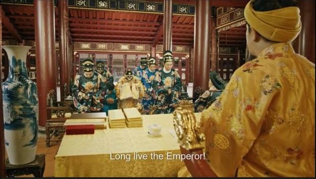 Phi tần chưa kịp đấu nhau, Phượng Khấu tập 2 đã chuyển sang drama nàng dâu - mẹ chồng? - Ảnh 11.