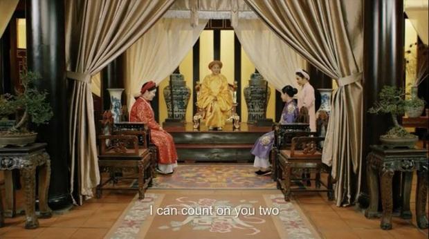 Phi tần chưa kịp đấu nhau, Phượng Khấu tập 2 đã chuyển sang drama nàng dâu - mẹ chồng? - Ảnh 12.