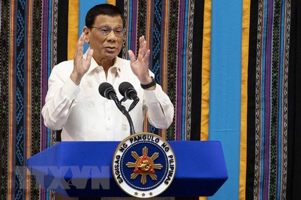 Tổng thống Philippines tuyên bố phong tỏa thủ đô để chống COVID-19 - Ảnh 1.
