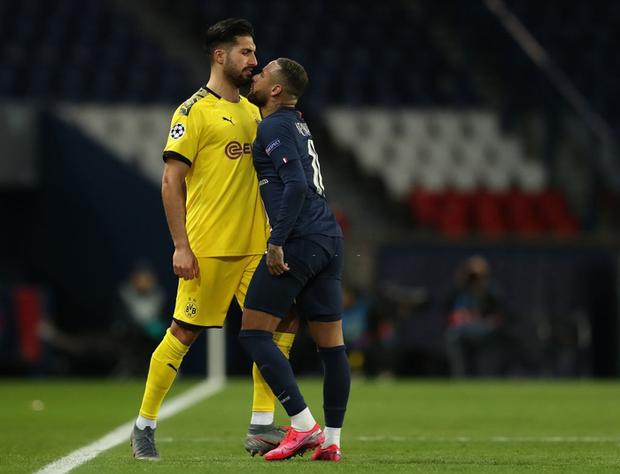 Siêu sao Neymar tỏa sáng, PSG lội ngược dòng thành công trên sân nhà trước Dortmund tại vòng 1/8 tại giải đấu danh giá nhất châu Âu - Ảnh 3.