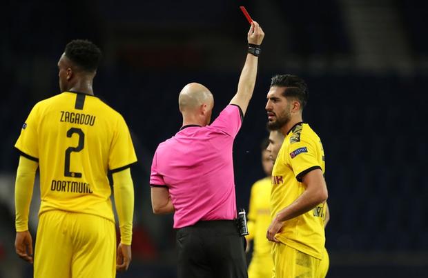 Siêu sao Neymar tỏa sáng, PSG lội ngược dòng thành công trên sân nhà trước Dortmund tại vòng 1/8 tại giải đấu danh giá nhất châu Âu - Ảnh 4.