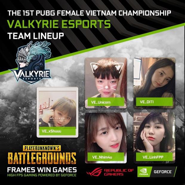 Điểm mặt những cái tên hot sẽ tham dự giải đấu The 1st PUBG Female Vietnam Championship - Ảnh 4.