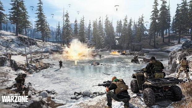 Tất tần tật những điều về Call of Duty: Warzone, kẻ hạ sát PUBG - Ảnh 6.