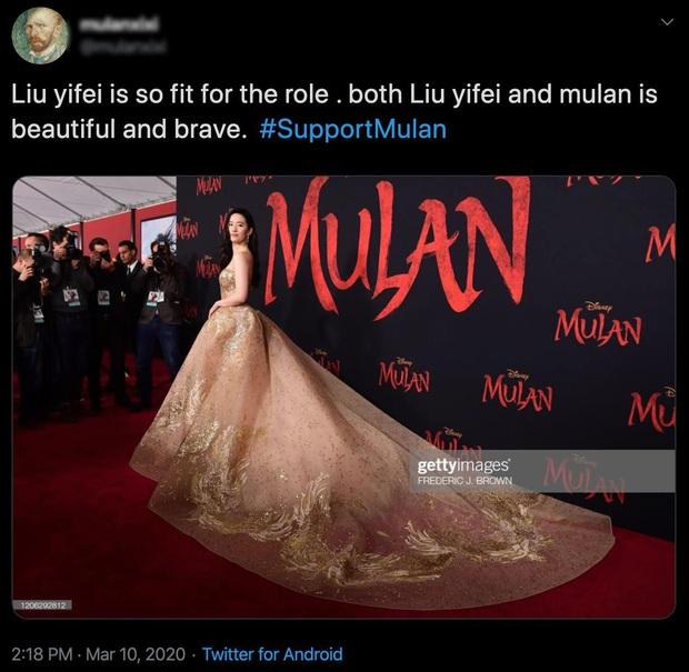 Trước khi công bố hoãn chiếu toàn cầu, gà cưng Mulan từng được Disney PR khô máu - Ảnh 7.