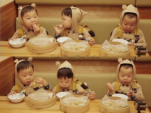 Không phải 3 em bé nhà Song Il Gook, Moon Geun Young mới là sao nhí được dân Hàn yêu thích nhất! - Ảnh 8.